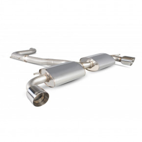 Scorpion Cat Back Exhaust Mk6 Golf GTI