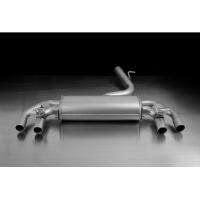 REMUS Catback Exhaust Golf 7R - Non Resonated