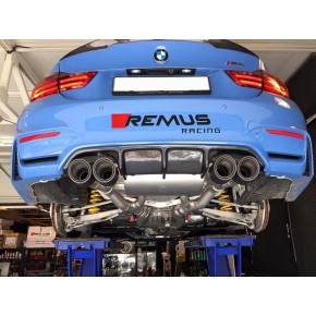 REMUS Sports Exhaust BMW F80 M3 - Carbon