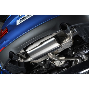 Milltek Sport Catback Exhaust system BMW 235i